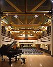 Turner Brooks Architect.Performing Arts Center.College of the Atlantic.Bar Harbor, Me.