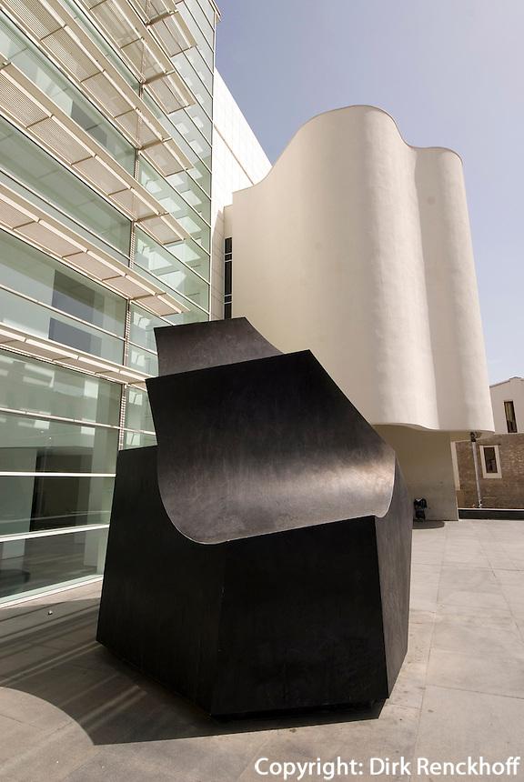 Museu d'Art Contemporani MACBA (Museum für zeitgenössische Kunst), Barcelona, Spanien