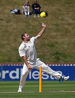 151220 Plunket Shield Cricket - Wellington Firebirds v Otago Volts