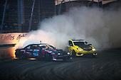 Formula DRIFT Black Magic Pro Championship<br /> Round 8<br /> Irwindale Speedway, Irwindale, CA USA<br /> Saturday 14 October 2017<br /> Fredric Aasbo, Rockstar Energy Drink / Nexen Tire Toyota Corolla iM<br /> World Copyright: Larry Chen<br /> Larry Chen Photo