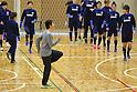 Soccer : Japan women's national team training