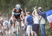 Oliver Naesen (BEL/AG2R)<br /> <br /> Stage 9: Arras Citadelle > Roubaix (154km)<br /> <br /> 105th Tour de France 2018<br /> ©kramon