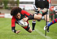 090926 Heartland Championship Rugby - Wairarapa Bush v Buller
