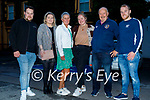 The O'Sullivan family from Clounmacon enjoying the evening in the Listowel Arms Hotel on Friday. L to r: Shane O'Sullivan, Jean Styles, Shiela, Niamh, Tom and Cathal O'Sullivan.