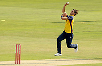 Jack Plom of Essex in bowling action during Essex Eagles vs Surrey, Vitality Blast T20 Cricket at The Cloudfm County Ground on 11th September 2020