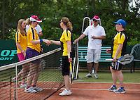 Netherlands, Haaren , June 07, 2015, Tennis, National G Tennis championships, <br /> Photo: Tennisimages/Henk Koster