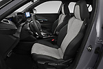 Front seat view of 2020 Peugeot e-2008 GT 5 Door SUV Front Seat  car photos