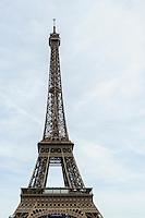 France, Paris. Eiffel Tower.