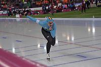 SPEEDSKATING: HAMAR: Vikingskipet, 29-02-2020, ISU World Speed Skating Championships, Sprint, 1000m Ladies, Stien Vanhoutte (BEL), ©photo Martin de Jong
