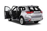 Car images of 2020 Mitsubishi Outlander-PHEV Instyle 5 Door SUV Doors