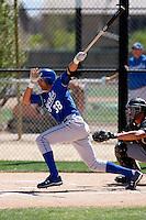 Paulo Orlando - Kansas City Royals - 2009 spring training.Photo by:  Bill Mitchell/Four Seam Images