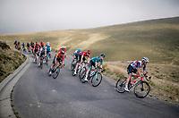 Jasper Stuyven (BEL/Trek-Segafredo) coming down the Port de Balès (HC climb)<br /> <br /> Stage 8 from Cazères to Loudenvielle (141km)<br /> <br /> 107th Tour de France 2020 (2.UWT)<br /> (the 'postponed edition' held in september)<br /> <br /> ©kramon