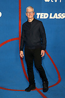 WEST HOLLYWOOD, CA - JULY 15: Tim Cooke at Apple TV+ Ted Lasso Season 2 Premiere at The Rooftop at The Pacific Design Center in West Hollywood, California on July 15, 2021. <br /> CAP/MPIFS<br /> ©MPIFS/Capital Pictures