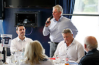 Corporate hospitality during the Championship Cup match between London Scottish Football Club and Nottingham Rugby at Richmond Athletic Ground, Richmond, United Kingdom on 28 September 2019. Photo by Carlton Myrie / PRiME Media Images