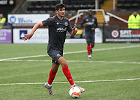 Tristan Crama of Brentford in action during Bromley vs Brentford B, Friendly Match Football at Hayes Lane on 3rd October 2020