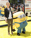 Kristen Wiig at theUniversal Pictures' World Premiere of Despicable Me held at the Los Angeles Film Festival at Nokia Live in Los Angeles, California on June 27,2010                                                                               © 2010 Debbie VanStory / Hollywood Press Agency