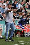 19.09.2020, Dietmar-Scholze-Stadion an der Lohmuehle, Luebeck, GER, 3. Liga, VfB Luebeck vs 1.FC Saarbruecken <br /> <br /> im Bild / picture shows <br /> Trainer Lukas Kwasniok (1.FC Saarbruecken)<br /> <br /> DFB REGULATIONS PROHIBIT ANY USE OF PHOTOGRAPHS AS IMAGE SEQUENCES AND/OR QUASI-VIDEO.<br /> <br /> Foto © nordphoto / Tauchnitz