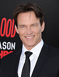 Stephen Moyer attends The Los Angeles Premiere for the seventh and final season of HBO's series TRUE BLOOD held at The TCL Chinese Theater in Hollywood, California on June 17,2014                                                                               © 2014 Hollywood Press Agency