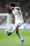 Real Madrid's Marcelo Vieira during Champions League 2016/2017 Round of 16 1st leg match. February 15,2017. (ALTERPHOTOS/Acero)