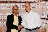 US Soccer Bob Bradley Press Conference August 31 2010