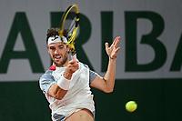 Marco Cecchinato (ita)<br /> Parigi 02/10/2020 Roland Garros <br /> Tennis Grande Slam 2020<br /> French Open <br /> Photo JB Autissier / Panoramic / Insidefoto <br /> ITALY ONLY