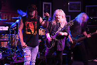 Molly Hatchet In Concert At The Funky Biscuit