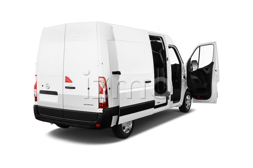 Car images of 2016 Nissan NV400 Acenta 4 Door Cargo Van Doors