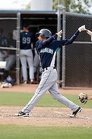 Gabriel Noriega   -  Seattle Mariners - 2009 spring training.Photo by:  Bill Mitchell/Four Seam Images