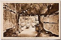 Europe/Europe/France/Midi-Pyrénées/46/Lot/Padirac: Gouffre de Padirac _Restaurant souterrain qui était situé dans le Puits du Gouffre - - Vieille carte Postale Collection Société du Gouffre de Padirac  -Reproduction - Autorisation nécessaire