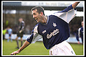 25/1/03       Copyright Pic : James Stewart                  .File Name : stewart-falkirk v hearts 07.OWEN COYLE CELEBRATES AFTER HE SCORES FALKIRK'S SECOND GOAL........James Stewart Photo Agency, 19 Carronlea Drive, Falkirk. FK2 8DN      Vat Reg No. 607 6932 25.Office : +44 (0)1324 570906     .Mobile : + 44 (0)7721 416997.Fax     :  +44 (0)1324 570906.E-mail : jim@jspa.co.uk.If you require further information then contact Jim Stewart on any of the numbers above.........
