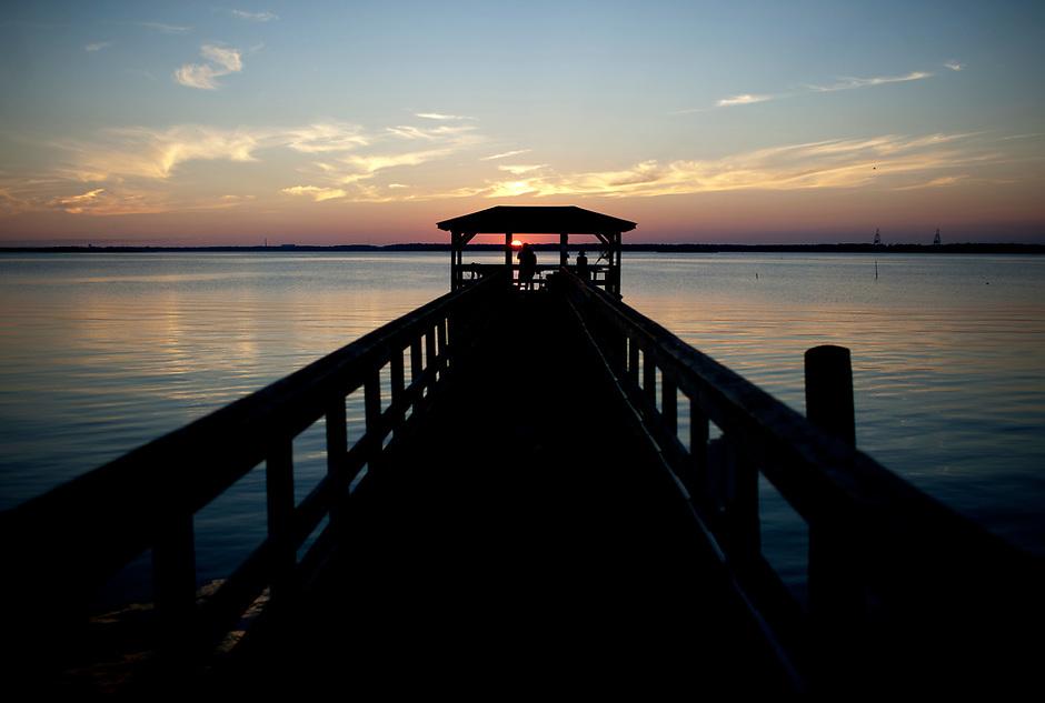 Kure Beach, North Carolina (Photo by James Brosher)