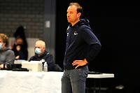 24-03-2021: Volleybal: Amysoft Lycurgus v Sliedrecht Sport: Groningen , Sliedrecht coach Paul van der Ven