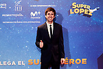 Julian Lopez attends to Super Lopez premiere at Capitol cinema in Madrid, Spain. November 21, 2018. (ALTERPHOTOS/A. Perez Meca)
