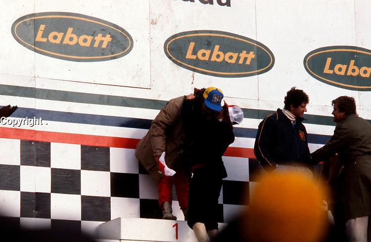 Victoire de Gilles Villeneuve au Grand Prix du Canada, 8 octobre 1978