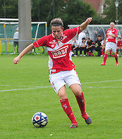 Club Brugge - Standard Femina :  Maria-Laura Aga.fotografe Joke Vuylsteke - vrouwenteam.be