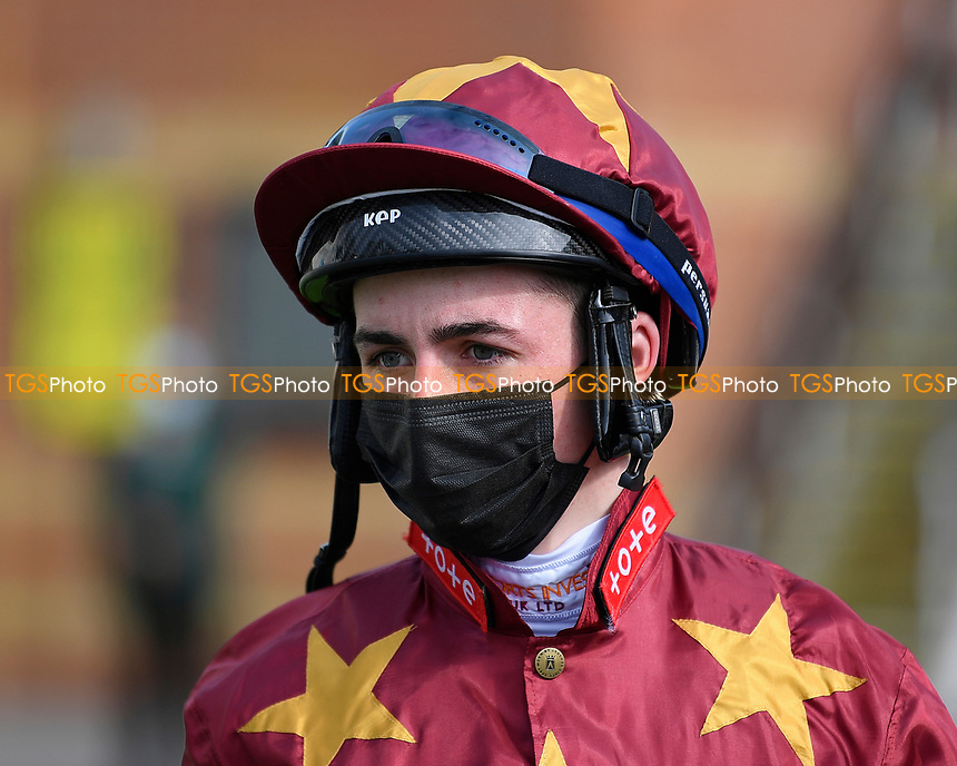Jockey Rossa Ryan during Horse Racing at Salisbury Racecourse on 11th September 2020