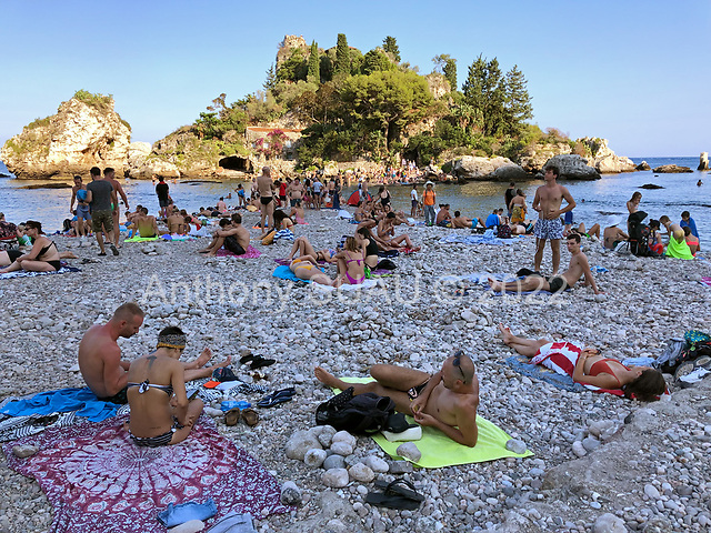Taormina, Sicily, Italy<br />