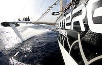 Hydroptère - Onboard