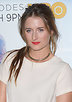 Grace Gummer<br />  at The  Los Angeles Season 3 Premiere of HBO's series THE NEWSROOM held at The DGA in West Hollywood, California on November 04,2014                                                                               © 2014 Hollywood Press Agency