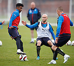Gedion Zelalem and Nicky Law