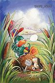 Ron, CUTE ANIMALS, Quacker, paintings, green duck, golf(GBSG8086,#AC#) Enten, patos, illustrations, pinturas