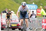 Daniel Martin (IRL) Israel Start-up Nation 5th on the final climb of Luz-Ardiden during Stage 18 of the 2021 Tour de France, running 129.7km from Pau to Luz-Ardiden, France. 15th July 2021.  <br /> Picture: Colin Flockton   Cyclefile<br /> <br /> All photos usage must carry mandatory copyright credit (© Cyclefile   Colin Flockton)