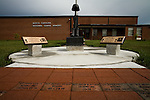 May 9, 2009. Boone, NC.. In the last weeks of their deployment in Iraq, the 1451st Transportation Company of the NC National Guard lost 2 men to an IED explosion. After returning home, 4 of the surviving soldiers took their own lives.. At the National Guard armory in Boone, a memorial has been built to honor the service men and women assigned to the 1451st Transportation Company who have died in Iraq. . The names of Jeff Wilson and Roger Parker, and 2 others, all of whom committed suicide after returning, have been added to the memorial.
