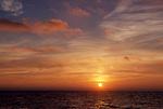 Santa Cruz Island, Channel Islands National Park & National Marine Sanctuary, California; sunset over the Pacific Ocean , Copyright © Matthew Meier, matthewmeierphoto.com All Rights Reserved
