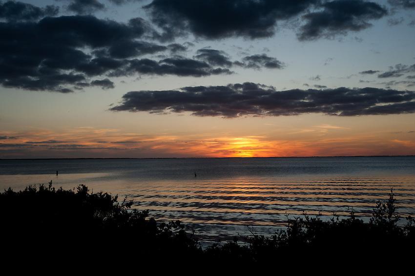 Sunset over Card Sound, Key Largo