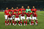 Players of Indonesia Team line up and pose for a photo prior to their AFF Suzuki Cup 2008 Semi-Finals 1st leg match between Indonesia and Thailand at Gelora Bung Karno Stadium on16 December 2008, in Jakarta, Indonesia. Photo by Stringer / Lagardere Sports