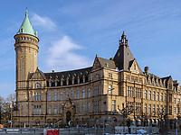 Bankmuseum, 110 Boulevard de La Petrusse, Luxemburg-City, Luxemburg, Europa<br /> ,  Luxembourg City, Europe