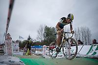 Tom Meeusen (BEL/Telenet-Fidea)<br /> <br /> Jaarmarktcross Niel 2015  Elite Men & U23 race