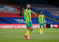 10/13th March 2021; Selhurst Park, London, England; English Premier League Football, Crystal Palace versus West Bromwich Albion; Kyle Bartley of West Bromwich Albion