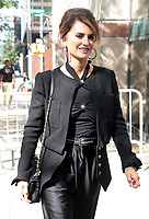 NEW YORK, NY- October 08: Penelope Cruz arriving to the NYFF59 press conference for Parallel Mothers at the Walter Reade Theater in New York City on October 08, 2021. <br /> CAP/MPI/RW<br /> ©RW/MPI/Capital Pictures